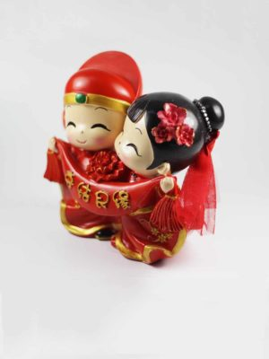 Chinese Wedding Dolls (Xi Je Liang Yuan) 2