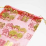 Chinese Wedding Red Pouches (Big) 2