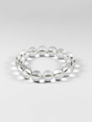 Clear Crystal Bracelet (12mm) 2