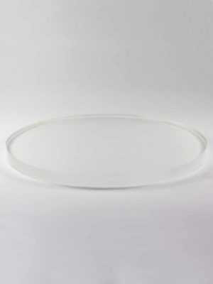 Acrylic Oval Stand 1