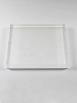 Acrylic Square Stand (15cm) 2