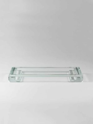 Crystal Rectangle Stand (Large) 1
