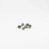 Silver Buddha Head Beads 1