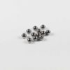 Stainless Steel Drum-shaped Beads (6mm) 1