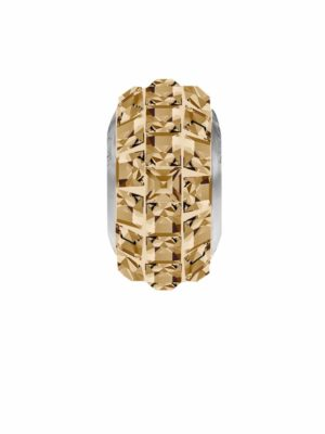 Swarovski BeCharmed 81201 Crystal Pavé Golden Shadow 2