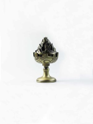 Copper Bo Shan Incense Burner 1