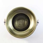 Copper Smoke Offering Burner Plate (Gold) 4