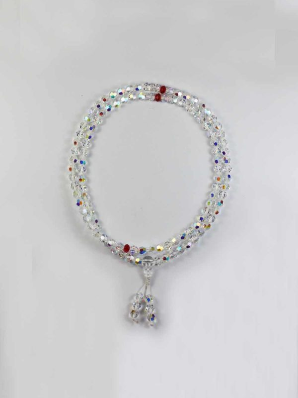 Swarovski Crystal Mala 108 Beads (8mm) 1
