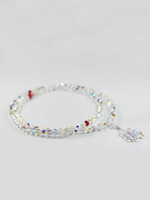 Swarovski Crystal Mala 108 Beads (8mm) 2