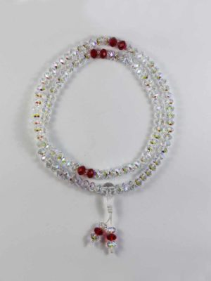 Swarovski Crystal Series 5040 Mala 108 Beads (8mm) 1