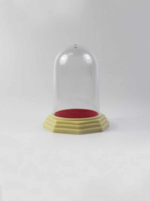 Dome-shaped Octagon Base Display (11cm) 1