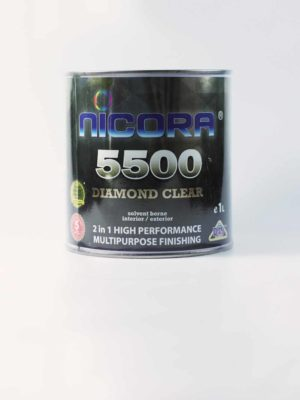 Nicora 5500 Diamond Clear 1000g 1