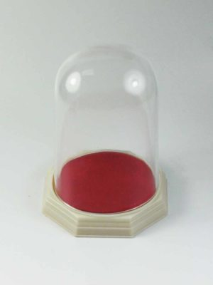 Oval Octagon Base Display (16cm) 2