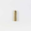 Gold-plated Stainless Steel Mantra Tube 1