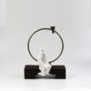 Zen Back Flow Incense Burner 1