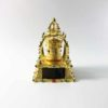 Solar-Powered Six-Syllables Mantra Vajra Prayer Wheel 1
