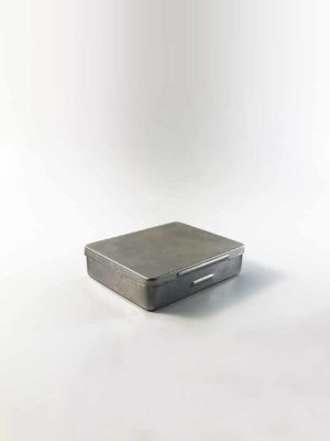Stainless Steel Box (6cm) 1
