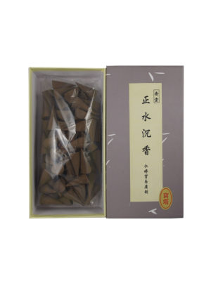 Light Agarwood Incense Cone I