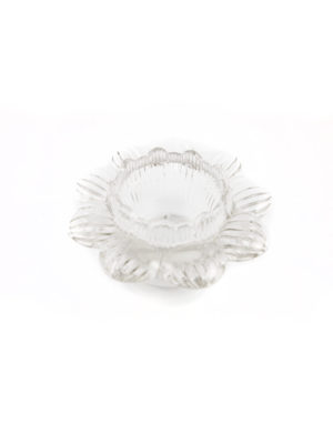 Blooming Lotus Candle Holder 2