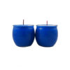 Shortening Candle Cup in Blue