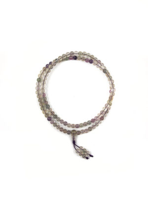 Flourite Mala 108 Beads (6mm) 1