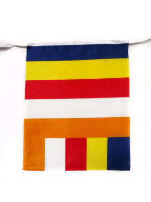 Small Buddhist Flags 1