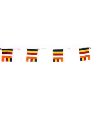 Small Buddhist Flags