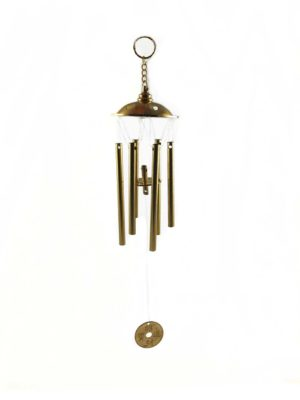Metal-Wind-Chime-in-Gold-1