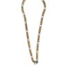 Gold-and-Silver-Stainless-Steel-Chain-One-Hook-Amulet-Necklace-1-70cm-1