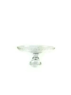 Bohemian Crystal Offering Plate 1