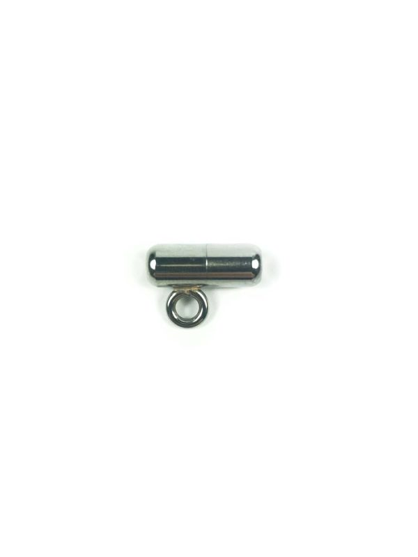 Stainless Steel Screw Clasp with Hook 2