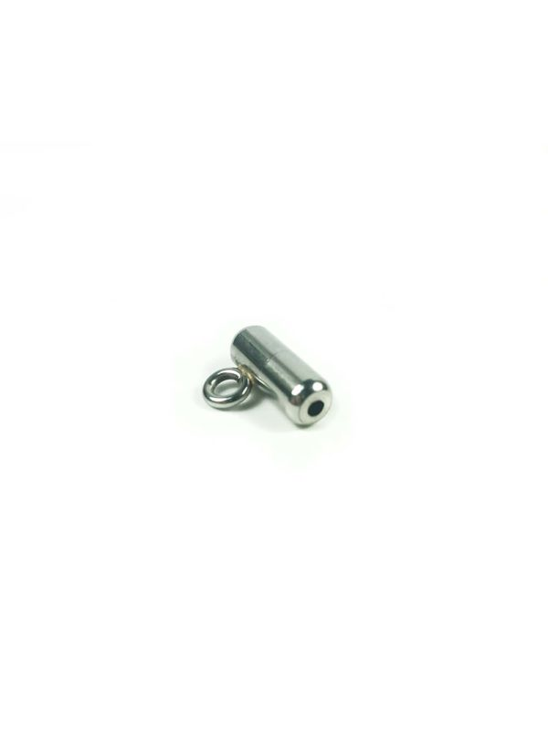 Stainless Steel Screw Clasp with Hook 3