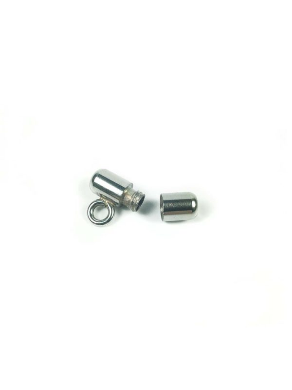 Stainless Steel Screw Clasp with Hook 4