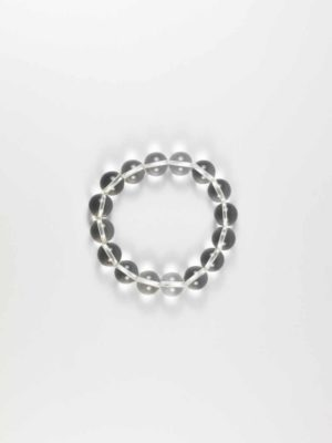 Clear Crystal Bracelet (12mm) 1