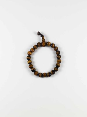 Yellow Tiger Eye Bracelet (8mm) 1