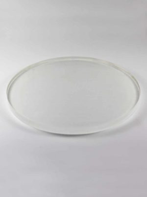 Acrylic Oval Stand 2