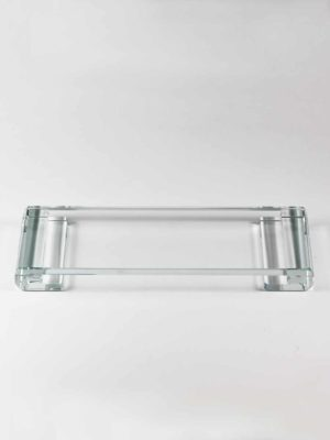 Crystal Rectangle Stand (Large) 2