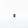 Alloy Cylinder Bead with Diamonte 1