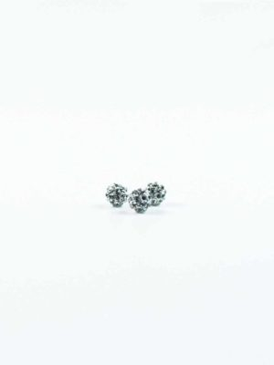 Diamonte Ball Beads (6mm) 2