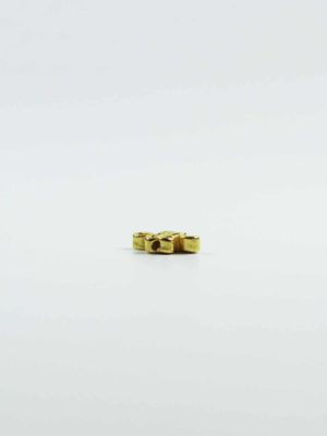 Micron Gold-plated Endless Knot Bead 2