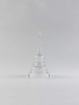 Acrylic Double Layer Tower Stupa (5.3cm) 1