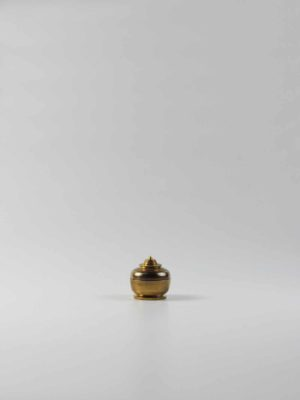 Brass Mini Stupa 1