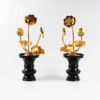 Gold Lotus Pair (21cm) 1