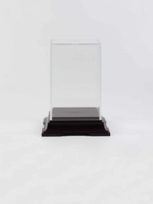 Rectangular Square Base Display (11cm) 1