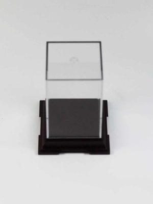 Rectangular Square Base Display (11cm) 2