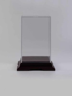 Rectangular Square Base Display (14cm) 1