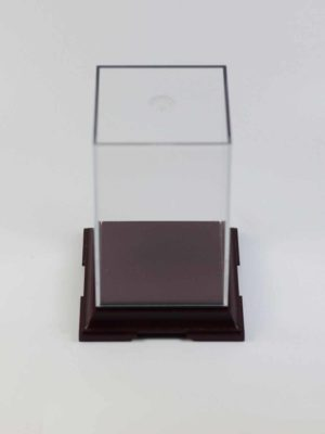 Rectangular Square Base Display (14cm) 2