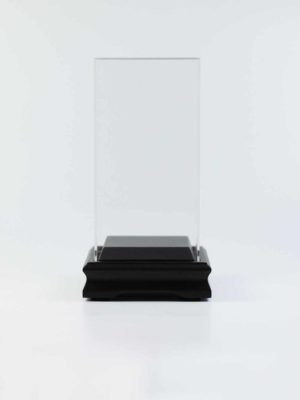 Rectangular Square Base Display (17cm) 1