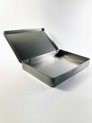 Stainless Steel Box (14cm) 2