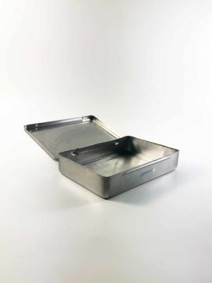 Stainless Steel Box (9cm) 2